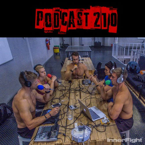 Podcast 210 LISTEN NOW: Staying safe in CrossFit, 16.1 results & much more