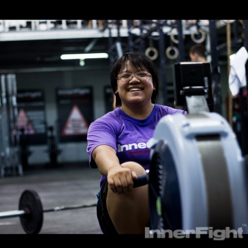 MEET LIEZL: FROM SEDENTARY SLOTH TO A CROSSFIT ADDICT
