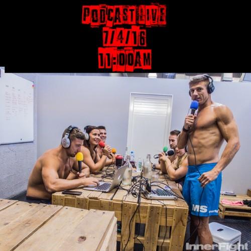 InnerFight Podcast LIVE!