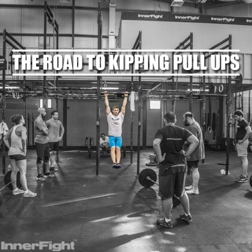 The Road to Kipping Pull Ups, by Andre Houdet