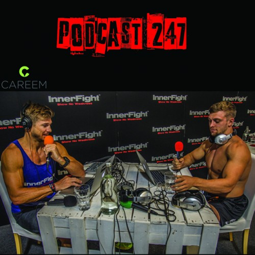 Podcast 247 LISTEN NOW: CrossFit Games Competitor Phil Hesketh Talks To Us About Being Addicted…and MORE