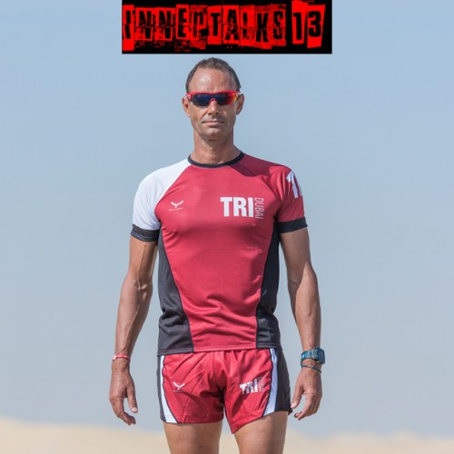 Inner Talks 13 with Future World Ironman Champion David Labouchere OBE