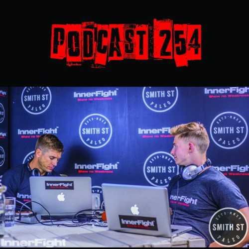 PODCAST#254 LISTEN NOW: 100km row in 7 hour with James Baker