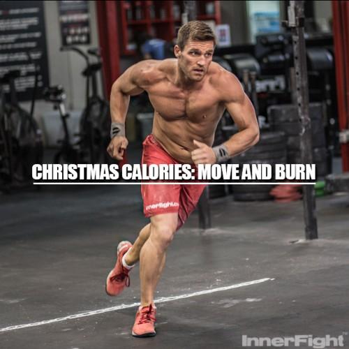 Christmas Calories: Move and Burn