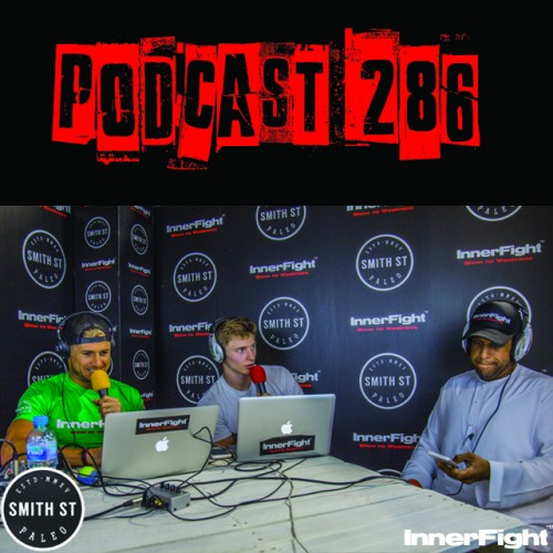 PODCAST #286 LISTEN NOW: With Mohammed Kassim. From weighing 200kg to running a marathon.