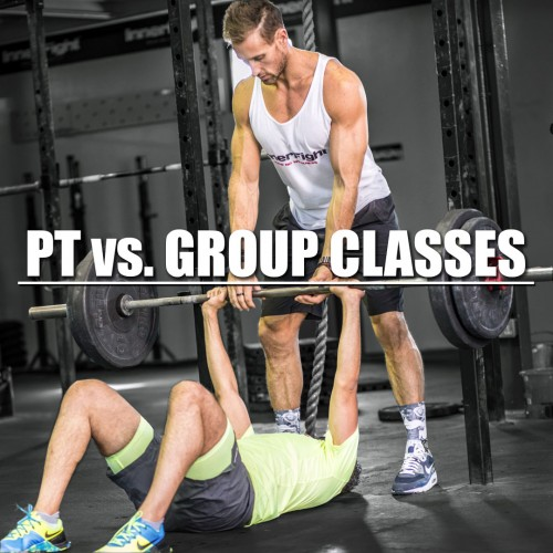Personal Training vs. Group Classes