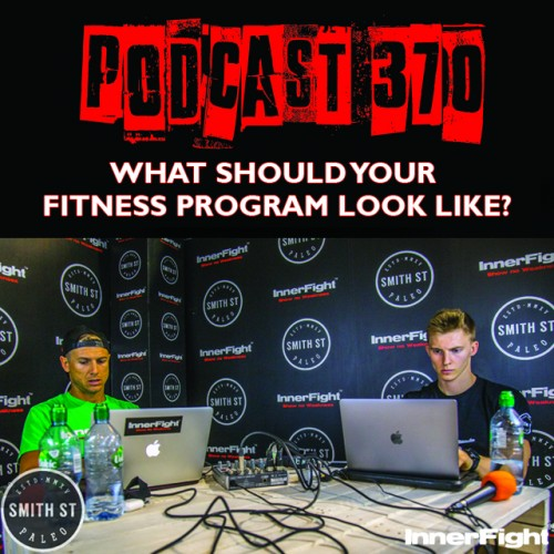 PODCAST #370 LISTEN NOW: What should your fitness program look like?