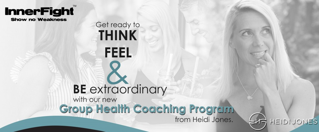 MAILER Heidi Jones Health Coaching