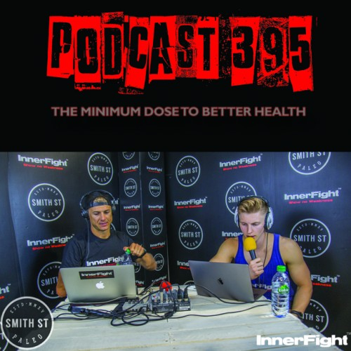 #395: The minimum dose to better health. Fitness under 3 minutes.