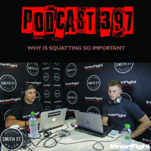#397: Why is squatting so important? Fitness under 3 Minutes.