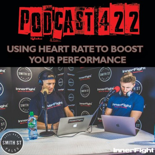 PODCAST #422 LISTEN NOW: Using heart rate to boost your performance