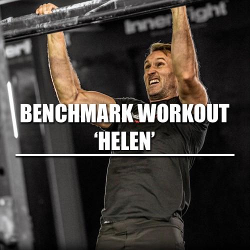 Benchmark workout 'Helen'