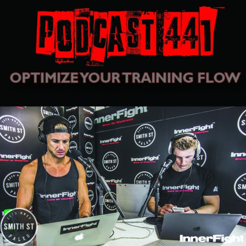 #441: Optimize your training flow. Fitness under 3 minutes.
