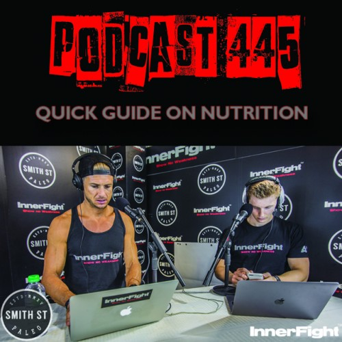 #445: Quick guide on nutrition. Fitness under 3 minutes.