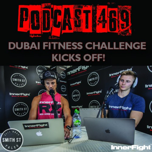 #469: Dubai Fitness Challenge Kicks off!
