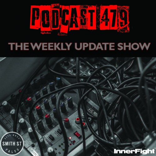 #479: The weekly update show.