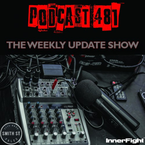#481: The Weekly Update Show