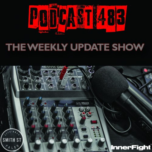 #483: The weekly update show.