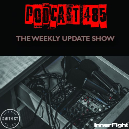 #485: The Weekly Update Show