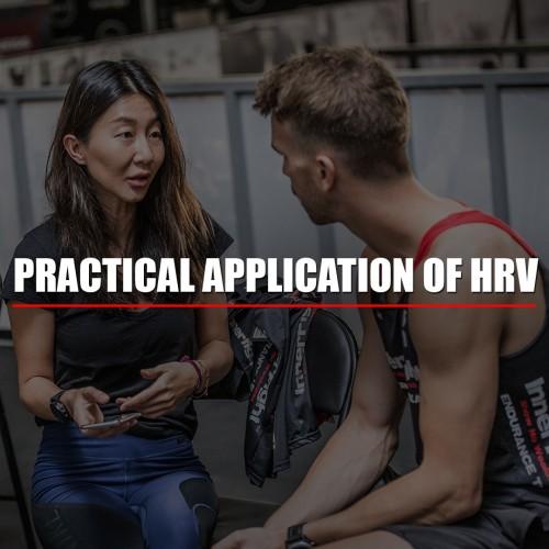 Practical application of HRV