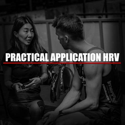 Practical application HRV