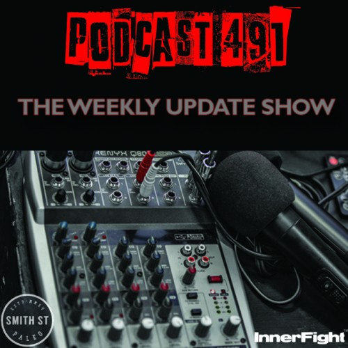 #491: The Weekly Update Show