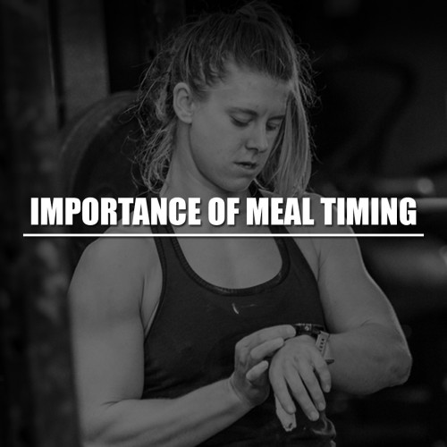 Importance of meal timing