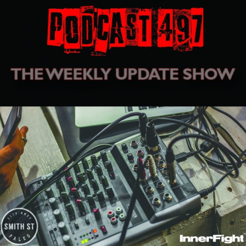#497: The Weekly Update Show