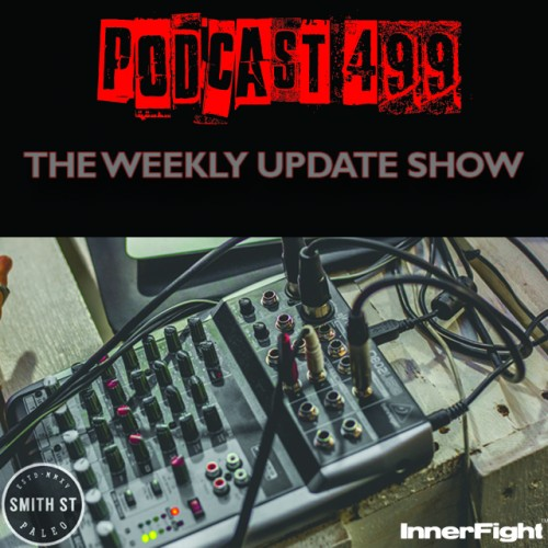 #499: The Weekly Update Show