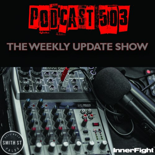 #503: The Weekly Update Show
