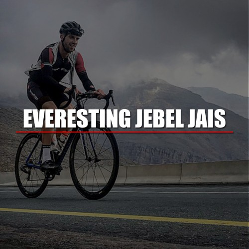 Everesting Jebel Jais