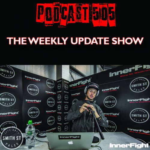 #505: The Weekly Update Show