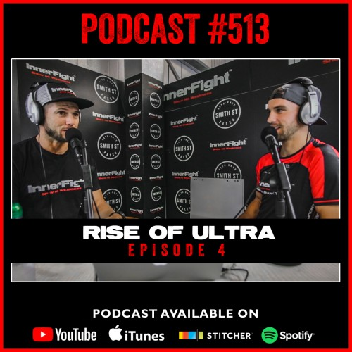"#513: ""How to get involved"" Episode 4 of ""The rise of ultra"" series"