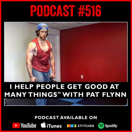 "#516: ""I help people get good at many things"" with Pat Flynn"