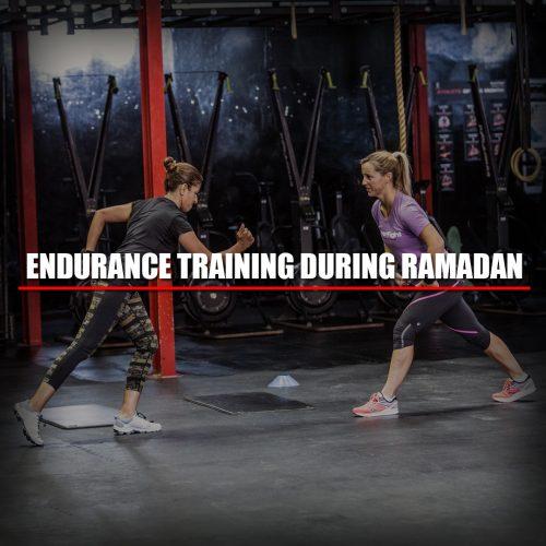 Endurance Training during Ramadan