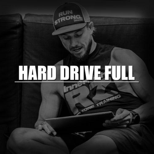 Hard Drive Full