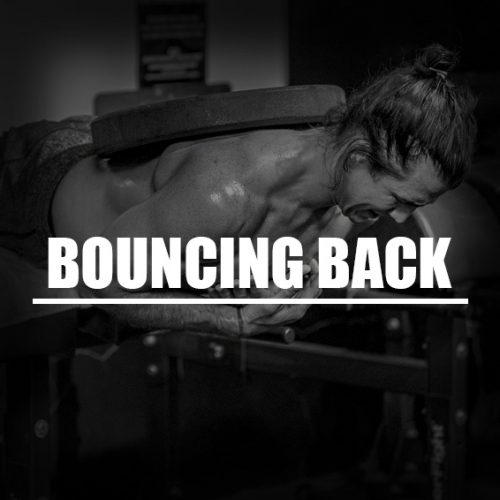 Bouncing Back – 4 tips to working with Lower Back Pain
