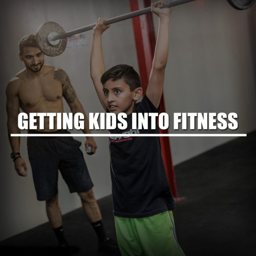Getting Kids into Fitness
