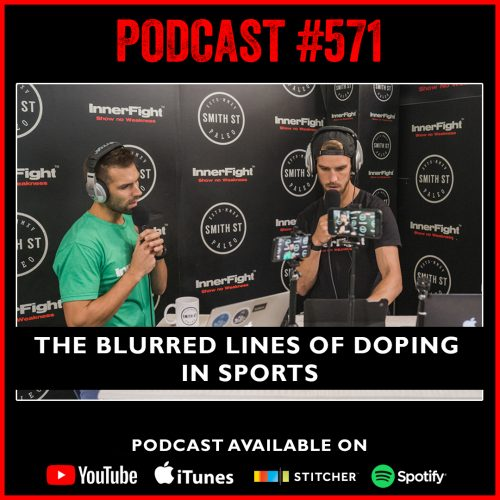 #571 The blurred lines of doping in sport