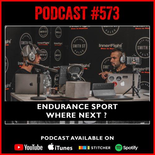#573: Endurance sport, where next?