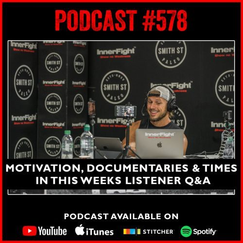 #578: Motivation, documentaries and time in this weeks listener Q&A