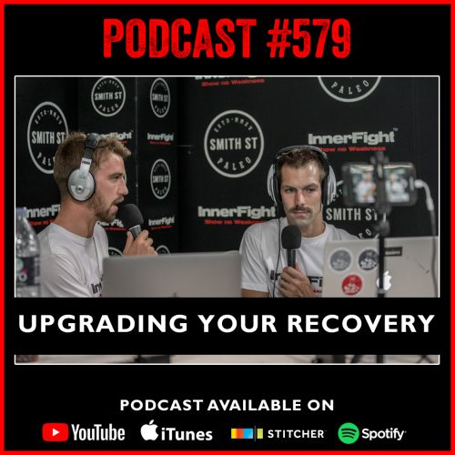 #579: Upgrading your recovery