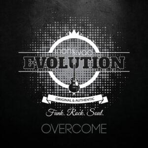 Overcome Album Artwork