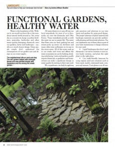 Kentucky Gardener article screenshot