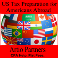 Artio Partners - US Expat Tax Services