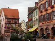 One night in Colmar