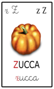 Italy, from Z to A: Z is for Zucca.