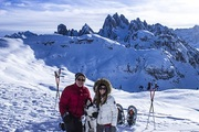 Winter Vacation in the Dolomites