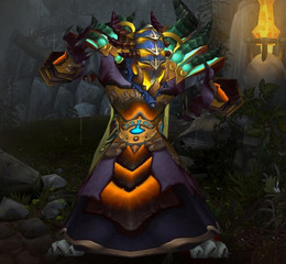 Level 90 Male Worgen Warlock Wow Accounts for sale