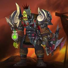 Level 90 Male Orc Hunter Wow Accounts for sale